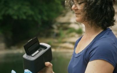 biomeme – Portable real-time PCR